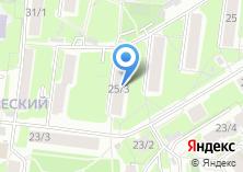 Компания «Техосмотр» на карте