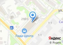 Компания «АЗИЯ АВТО УСТЬ-КАМЕНОГОРСК» на карте