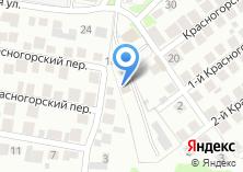 Компания «Промупак-Новосибирск» на карте