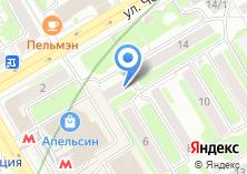 Компания «ЖЭУ №4 управляющая компания» на карте