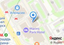 Компания «Prazdnik154» на карте