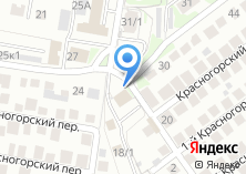 Компания «КАРГО 54» на карте