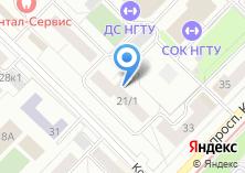 Компания «Полар» на карте