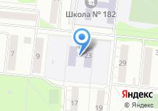 Компания «Детский сад №411 Пингвин» на карте