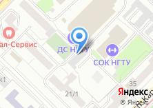 Компания «Novator» на карте
