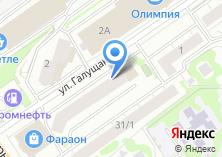 Компания «АйПи-Сибирь» на карте