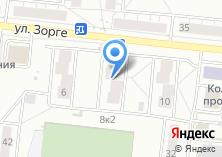 Компания «Маркет-2» на карте