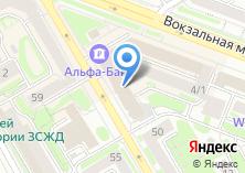 Компания «ЛАСКОМ» на карте