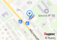 Компания «Аква Маркет» на карте