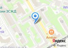 Компания «СибПечати» на карте