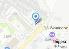 Компания «Адонис» на карте
