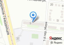 Компания «Грин-ПИКъ-Сибирь» на карте