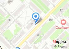 Компания «Библиотека им. П.П. Бажова» на карте