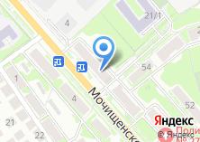 Компания «Магазин наливных духов и бижутерии» на карте