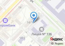 Компания «L`exclusive» на карте