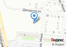 Компания «Антиква» на карте