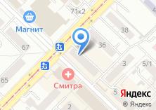 Компания «ВИП-КВАРТИРКА» на карте