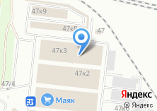 Компания «Авторитм» на карте