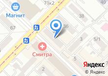 Компания «Унция» на карте