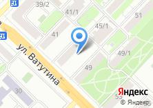 Компания «ДЕЛУ ВРЕМЯ» на карте