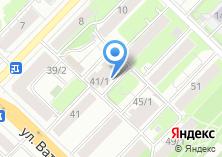 Компания «aks54.ru» на карте