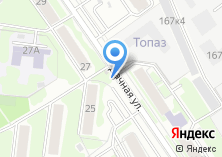 Компания «Славица» на карте