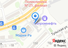 Компания «АвтоКредо» на карте