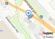 Компания «Руфлекс в Сибири» на карте