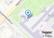 Компания «НСИ» на карте