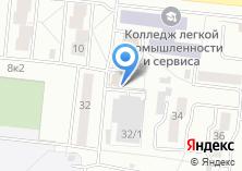 Компания «Провентус» на карте