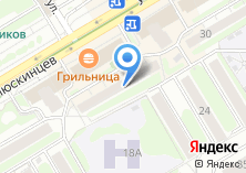 Компания «Фиббро» на карте