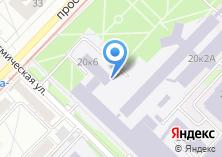 Компания «Garmin» на карте
