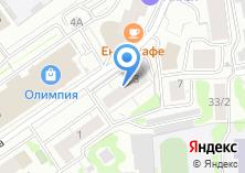 Компания «Авантия» на карте