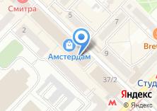 Компания «Строящееся административное здание по ул. Геодезическая» на карте