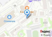 Компания «СТОЛСИТИ» на карте