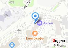 Компания «ВикарГерметик» на карте