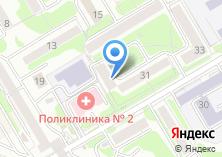 Компания «СибСтройКомплект» на карте