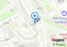 Компания «Мобильная мастерская» на карте