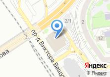 Компания «Автостудия Чемпион» на карте