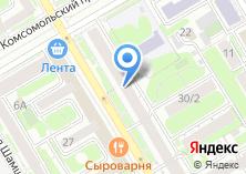 Компания «Городской штаб добровольцев» на карте