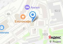 Компания «Сибстройэнерго» на карте