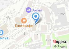 Компания «Мега-НСК» на карте