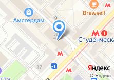 Компания «Чачача» на карте