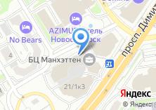 Компания «Хан Бёль» на карте