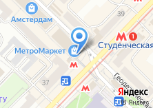 Компания «Салон ювелирных изделий» на карте