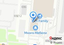Компания «Конфетный двор» на карте