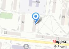 Компания «Линкор» на карте
