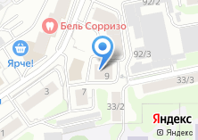 Компания «ТелромСиб» на карте