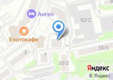 Компания «ЮБИГРУНД» на карте