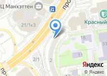 Компания «Электротранссервис» на карте
